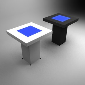 3ds max deco table