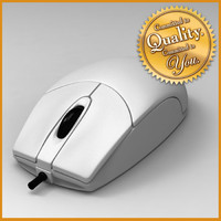 computer mouse 3d max