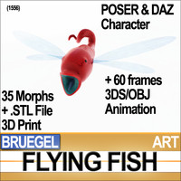 poser character daz animation 3d 3ds