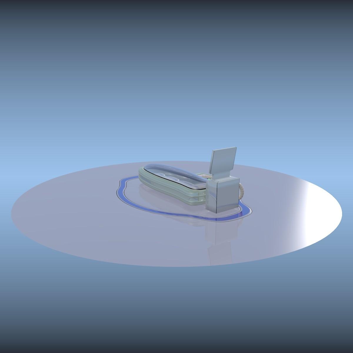 3D asset Sci Fi Cryo Pod   CGTrader