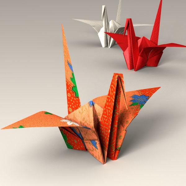 Japanese papercraft lwo for Japan craft
