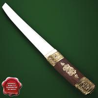Tanto Samurai Sword