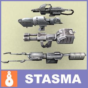 alien weapon max