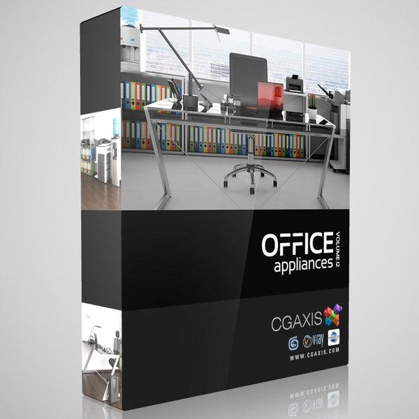 volume 12 office appliances max