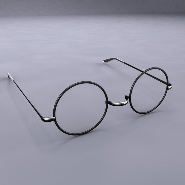 3ds glasses harry potter