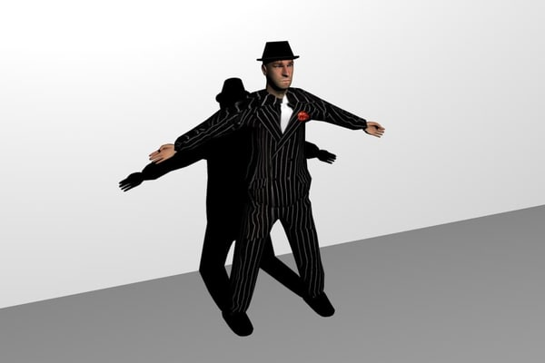 3ds max gangster games