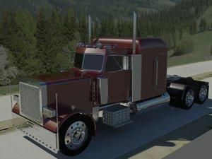 3d model 359 vehicle details