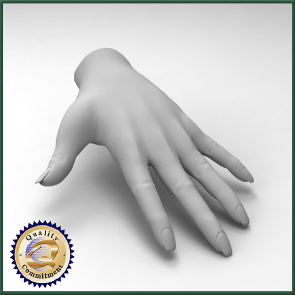 max hand female