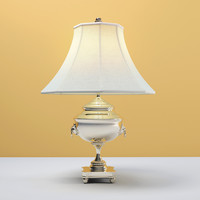 maya ralph lauren samovar table lamp