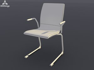 max conference chair stage cantilever