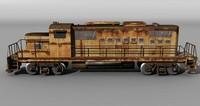 maya diesel locomotive