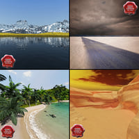 Landscapes Collection V1