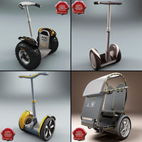 max segways xt modelled