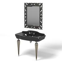 devon&devon devon deserenaden serendade consolle classic bathroom furniture mirror faucet sink lavatory vanity