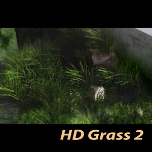 3d plant cover ground model