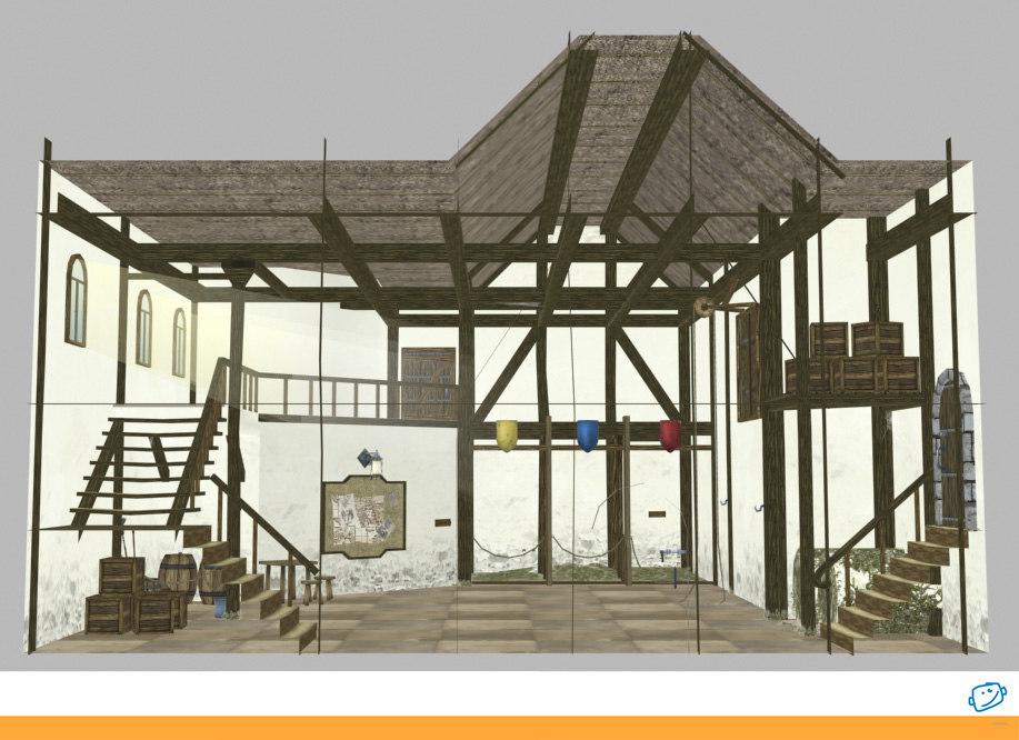 farm interior max