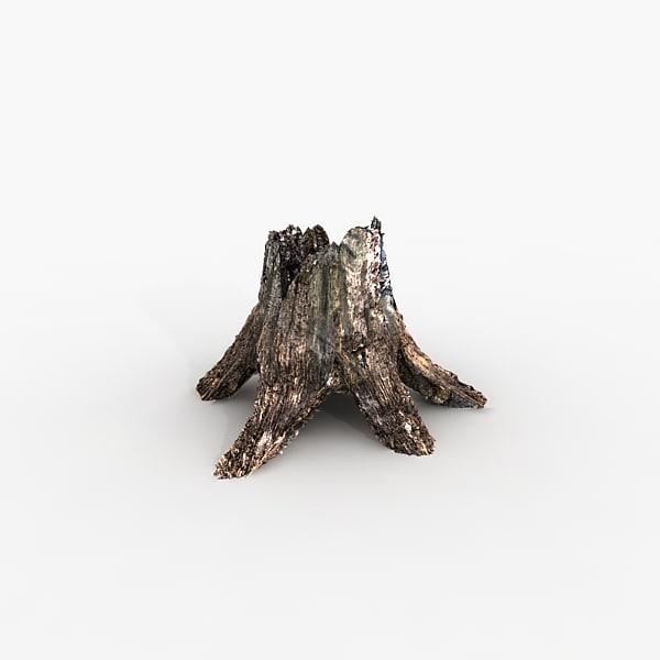 max tree stump