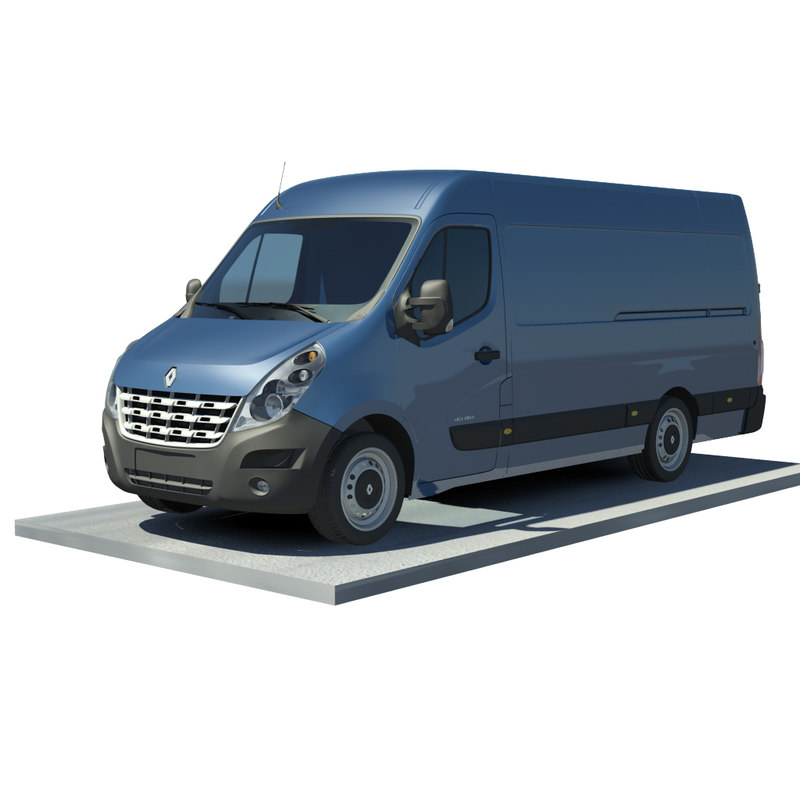 3d renault master l3h2 propulsion. Black Bedroom Furniture Sets. Home Design Ideas
