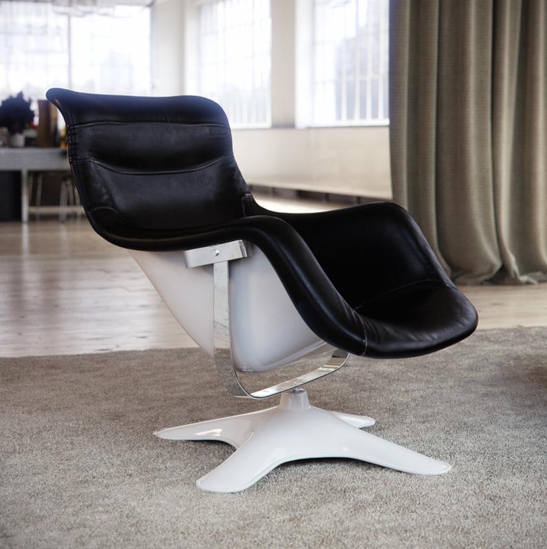 karuselli chair 3d model