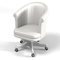 MASCHERONI ministry classic office task swivel executive work chair armchair