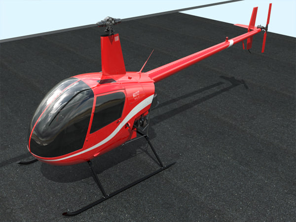 max robinson r22 helicopter