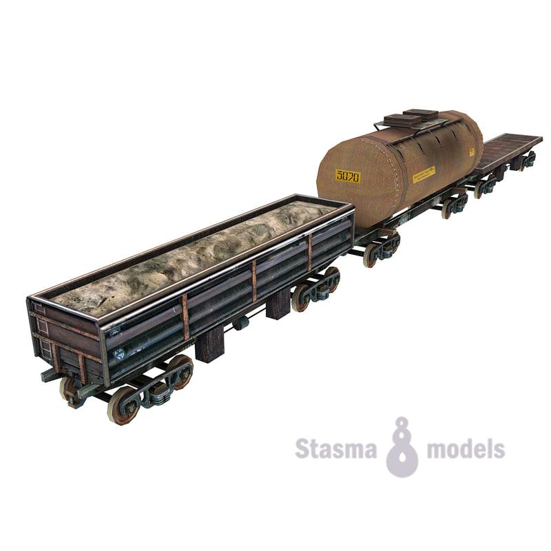railway rolling stock wagon max