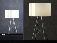 Ray T Dim table lamp
