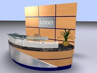 c4d reception counter