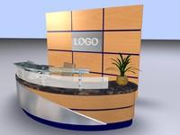 reception counter 01