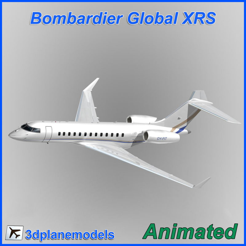 max bombardier global