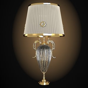 3d classic table lamp
