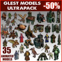 Glest_Models_Ultrapack