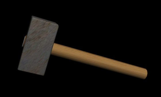 3dsmax hammer
