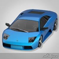 Car Lamborghini Murcielago