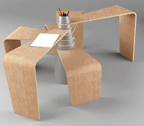 designer desk max