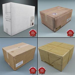 max cardboard boxes