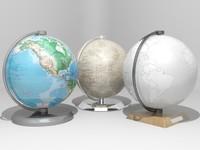 World Globe Set
