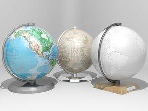 globes set max