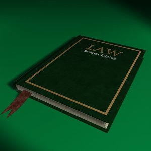 law book page x