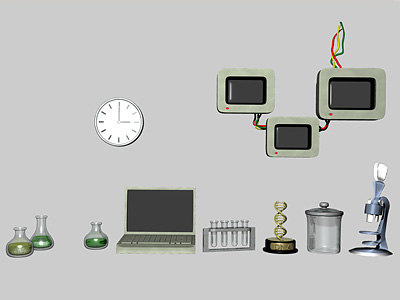 3ds max laboratory pack