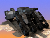 max tank hover turret