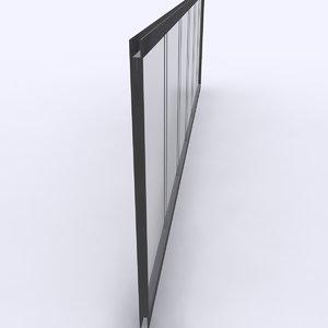 free window 3d model