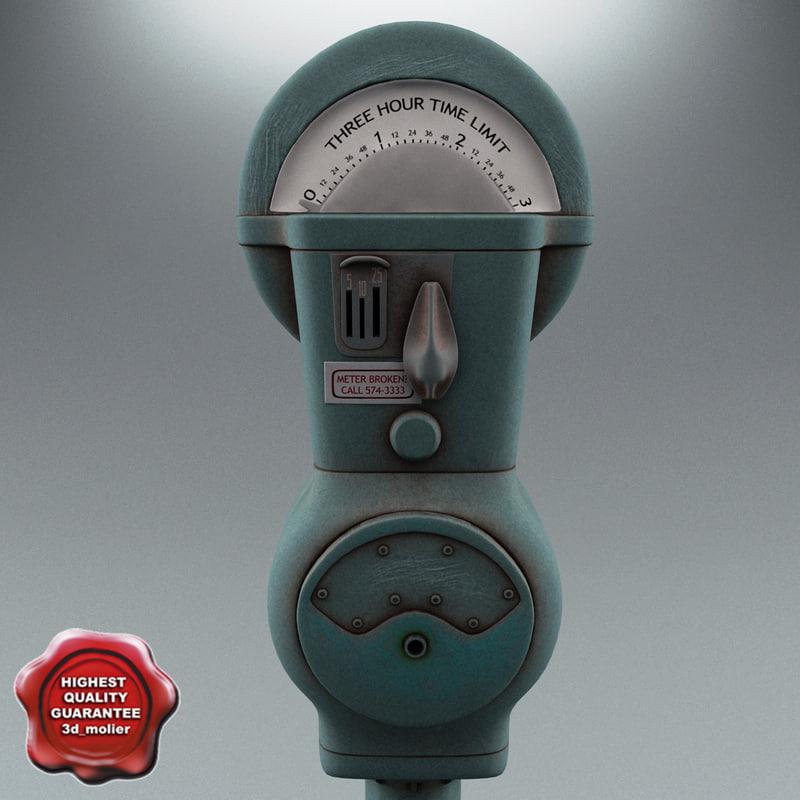 3ds parking meter v3