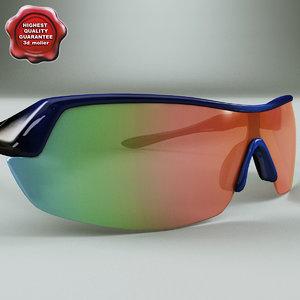 sport glasses relax r5311 3d max
