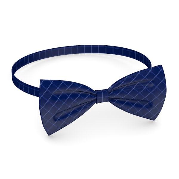bow tie obj