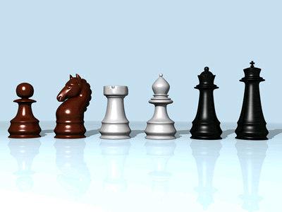 chess set blend