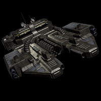 lightwave artillery cruiser lighting lancer