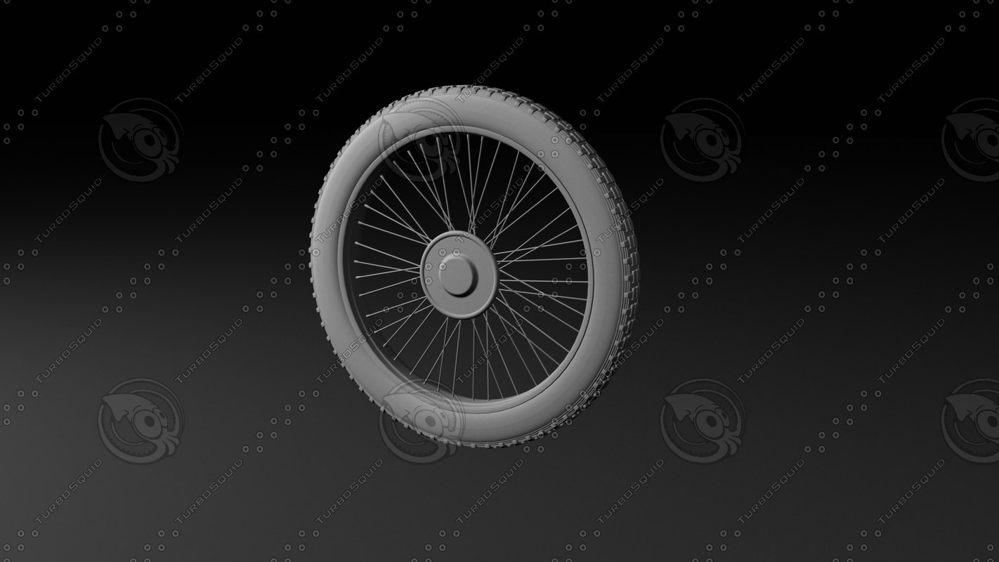 max german motorcycle wheel