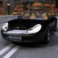 3d roadster model