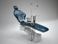 3d dental chair